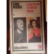Lordul Ormont Si Iubita Lui Aminta - Georhe Meredith