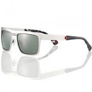 Strellson Sportswear Herren Brillen Sonnenbrille Metall silber grau
