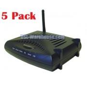 Efficient Networks SpeedStream 6520 Wireless Residential Gateway 5-PK