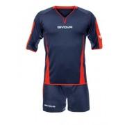 Givova - Completo Kit Calcio Contatto