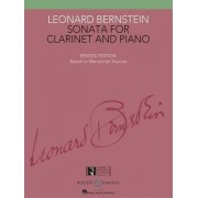 Sonata for Clarinet and Piano by Leonard Bernstein