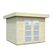Caseta de jardin Lara 6,0