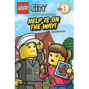 Lego City Adventures: Help Is on the Way! by Sonia Sander