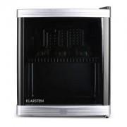 Klarstein мини хладилник 46л, черен, клас А