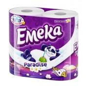 Hartie Igienica Emeka Paradise - 4 role