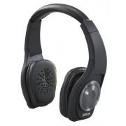 Denon AH-NCW500BK On-Ear Headphone with Mic (Black)