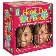 How Do You Feel? Board Game (Photo First Games )