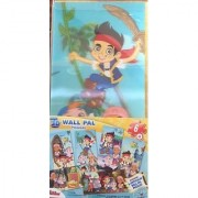 6 - 3d Wall Pal Lenticular Puzzle Jake and the Neverland Pirates