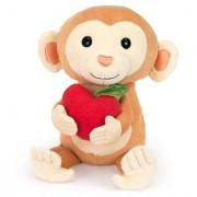 Apple Park Picnic Pal Organic 9 Plush Toy Monkey