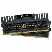 CORSAIR-Mémoire PC Vengeance Performance 2 x 4 Go DDR3-1600 - PC3-12800 - CL9 (CMZ8GX3M2A1600C9)-