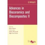 Advances in Bioceramics and Biocomposites II, Ceramic Engineering and Science Proceedings by Andrew Wereszczak