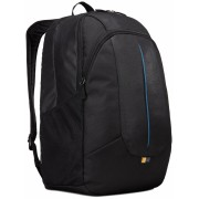 "Rucsac laptop 17.3"" Case Logic, buzunar frontal, nylon, black ""PREV217BLK/MID"""
