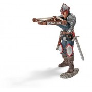 Schleich Dragon Knight Action Figure with Crossbow