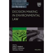 Decision Making in Environmental Law by Lee Paddock
