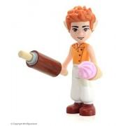 LEGO Elves MiniFigure - Johnny Baker (w/ Roller & Cupcake) 41074