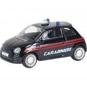 Fiat 500 Dei Carabinieri - Auto Radiocomandata-Mondo Motors-Scala 1:24