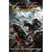Aliens vs. Predator: Three World War by Rick Leonardi