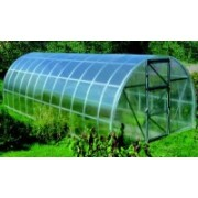 Polykarbonátový skleník 2DUM 6 m (6x3 m)