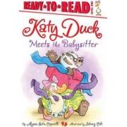 Katy Duck Meets the Babysitter by Alyssa Satin Capucilli