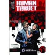 Human Target: Chance Meetings by Edvin Biukovic