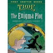Oxford Reading Tree Read with Biff, Chip and Kipper: Level 12 First Chapter Books: The Enigma Plot by Roderick Hunt