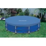 Intex csővázas medence takaró fólia 305cm átmérőre 28030