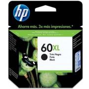 Cartucho de Tinta Preto HP 60XL 13,5 ml - HP