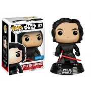 Funko - Figurine Star Wars Episode 7 - Kylo Ren Unmasked Exclu Pop 10cm - 0849803065911
