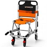 sedia portantina da evacuazione a 4 ruote - peso 12kg - portata 180kg