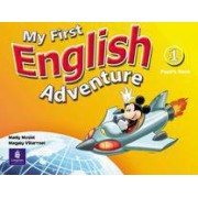 My First English Adventure. 1. Pupil's Book