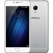 Móvil Meizu M3S Plata Metal Octa-Core 2GB RAM 16GB
