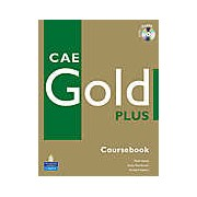 CAE Gold Plus Coursebook with CD ROM Pack