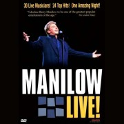 Barry Manilow - Live! (0602527123073) (1 BLU-RAY)