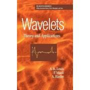 Wavelets by A. K. Louis