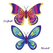 Set 2 bucati Fluturasul magic Daffodil si Bluebell