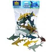 Wild Republic - Sharks Collection Polybag