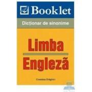 Limba engleza - Dictionar de sinonime - Cosmin Draghici
