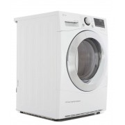 LG RC7055AH2M Condenser Dryer - White
