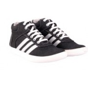 Leather Park Party Wear, Sneakers(Grey)