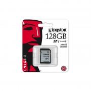 Card Kingston SDXC 128GB Clasa 10 UHS-I 45MB/s