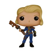 Figurine Fallout POP! Games Vinyl Lone Wanderer Female 9 cm