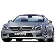 Maisto R/C 1:24 Scale Mercedes-Benz SL AMG 63 Radio Control Vehicle (Colors May Vary)