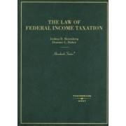 The Law of Federal Income Taxation by Joshua Rosenberg