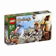 Lego Castle Dwarf warrior vs Death Warriors 7040 (japan import)