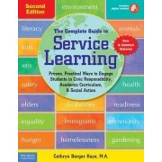 The Complete Guide to Service Learning by Cathryn Berger Kaye