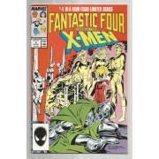 Fantastic Four Vs X-Men (Vo) 1987 4