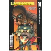 """ Le Cinquième Larron "" ( Starring : The Ultimate Spider-Man ) : Ultimates N° 10 ( Juillet 2004 )"