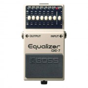 Boss - GE-7 Graphic Equalizer