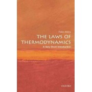 The Laws of Thermodynamics: A Very Short Introduction by Peter W. Atkins
