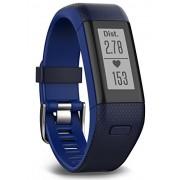 Garmin Vívosmart HR+ - Pulsera de actividad con GPS y tecnología Garmin Elevate